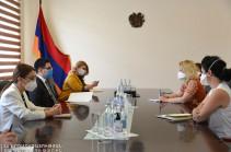 Ռուստամ Բադասյանը բարձր է գնահատել Հայաստանում իր առաքելությունն ավարտող ԵԽ գրասենյակի ղեկավարի աշխատանքը
