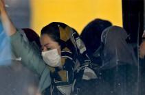 В Иране число случаев коронавируса превысило 230 тысяч