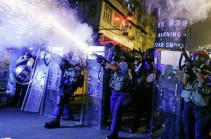 """Китай предложил США """"попробовать"""" и ввести санкции против Гонконга"""