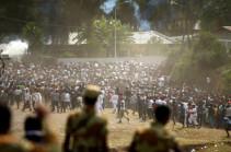 В Эфиопии 50 человек погибли в столкновениях после убийства певца