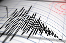 Earthquake of 2.6-magnitude hits Armenia