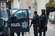 В Мексике более 20 человек погибли при атаке на реабилитационный центр