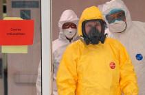 Ռուսաստանում մեկ օրում կորոնավիրուսի հետևանքով մահացել է 147 մարդ