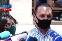 Заседание Апелляционного уголовного суда по вопросу ареста Гагика Царукяна отложено