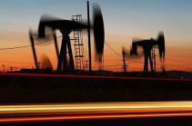 Цена на нефть марки Brent незначительно растёт в ходе торгов