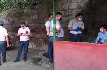 Կրակոցներ՝ Անդրանիկի փողոցում․ կան ձերբակալվածներ (Տեսանյութ)