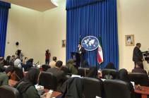 Իրանում մեկնաբանել են Սիրիայի նկատմամբ ԱՄՆ-ի պատժամիջոցները