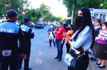 Արտակարգ դրության հայտարարումից մինչ օրս հայտնաբերվել է հանրային վայրերում դիմակ կրելու կանոնների խախտման 28 771 դեպք (Տեսանյութ)