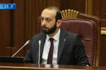 В парламенте создана следственная комиссия для изучения эффективности мероприятий правительства и комендатуры в борьбе с эпидемией коронавируса – Арарат Мирзоян