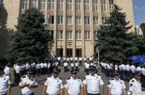 Уже бывшие члены Конституционного суда не имеют право заходить в административное здание Конституционного суда – полиция об инциденте с судьей КС Грантом Назаряном
