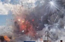 Turkey fireworks: Deadly factory blasts trap workers