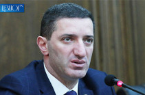 PAP MP Gevorg Petrosyan says law enforcement bodies instructed to arrest him