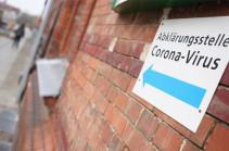 Գերմանիայում մեկ օրում հայտնաբերվել է կորոնավիրուսի 422 նոր դեպք