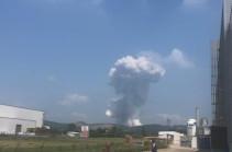 Четыре человека погибли и 114 ранены при взрывах на фабрике фейерверков в Турции