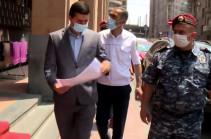 Երևանում 72 ժամով կասեցվել է 3 հանրային սննդի օբյեկտների աշխատանքը. ՍԱՏՄ