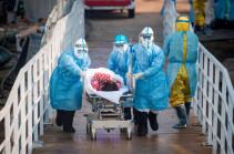 В Китае за сутки выявлены 15 новых случаев заражения коронавирусом