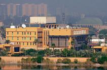 В Ираке обстреляли американское посольство