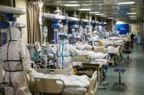 Իրանում մեկ օրում արձանագրվել է կորոնավիրուսի հետևանքով մահվան 160 դեպք