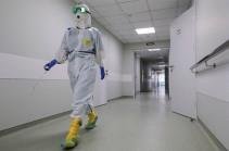 Ուկրաինայում կորոնավիրուսի դեպքերի թիվը գերազանցել է 49 հազարը