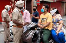 Հնդկաստանում COVID-19-ով վարակվածների թիվը գերազանցել է 700 հազարը