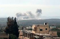 Источник сообщил о теракте в сирийском городе на границе с Турцией