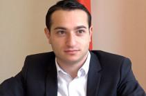 Мхитар Айрапетян избран председателем группы дружбы Армения-Иран