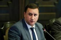 Armenia's deputy DM Gabriel Balayan contracts coronavirus