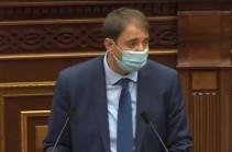 Карен Седракян избран членом Государственной комиссии по защите экономической конкуренции
