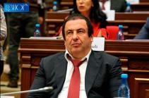 Апелляционный уголовный суд отправил дело в отношении главы оппозиционной партии Царукяна на доследование
