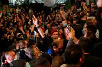 При массовых беспорядках в Белграде пострадали 36 человек