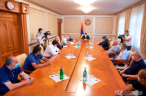 В ближайшие 5 лет будут заасфальтированы до 400 км дорог в Арцахе – Араик Арутюнян