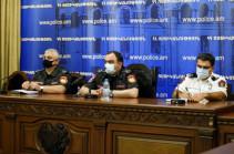 Ոստիկանության գերխնդիրն այսօր նաև համավարակի դեմ պայքարն է. ՀՀ ոստիկանապետ