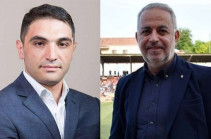 Հակոբ Սիմիդյանը և Դենիս Ջորկաեֆը՝ ՀՖՖ նախագահի խորհրդականներ