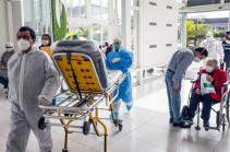 В мире число заражений коронавирусом превысило 12,39 млн. случаев
