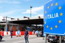 Италия запрещает въезд и транзит из 13 стран, в том числе из Армении
