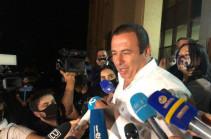 Гагик Царукян проходит стандартное лечение – Арман Абовян