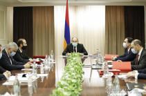 Одним из приоритетов внешней политики Армении является стабильное углубление и расширение стратегических, союзнических отношений с Россией