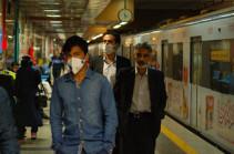 Число жертв коронавируса в Иране приблизилось к 12,5 тысячи