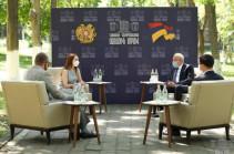 ՌԴ դեսպանի հետ քննարկել ենք հայ-ռուսական հարաբերությունների զարգացմանն առնչվող հարցեր. Լիլիթ Մակունց