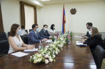 Միացյալ Նահանգները շարունակում են հետաքրքրված լինել Հայաստանում ներդրումների իրականացմամբ. դեսպան