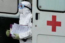 Russia reports 6,611 new coronavirus cases