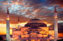 Ֆրանսիան ցավում է Սոֆիայի տաճարը մզկիթի վերածելու Թուրքիայի որոշման համար