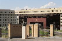 Азербайджан возобновил обстрел позиции ВС Армении из миномета и танка