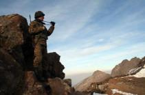 Արցախա-ադրբեջանական սահմանի ամբողջ երկայնքով հարաբերական հանգիստ է տիրում. Վահրամ Պողոսյան