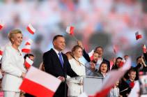 Экзитпол: Анджей Дуда побеждает на президентских выборах в Польше