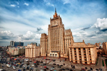 Russian MFA expresses concern over sharp escalation of situation on Armenian-Azerbaijani border