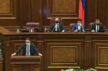 Тигран Авинян представил причины продления режима чрезвычайного положения