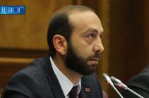 Спикер парламента Армении призвал глав парламентов стран-членов ОДКБ осудить провокационные действия Азербайджана