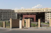 Периодичность обстрелов и применения БПЛА сократилась – Минобороны Армении