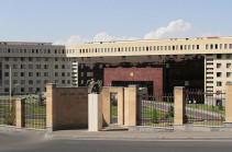Armenian Armed Forces fully control situation on the border: MOD spokesperson